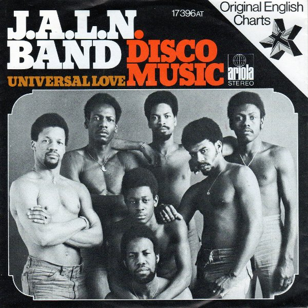 JALN Band Just Another Lonely Night